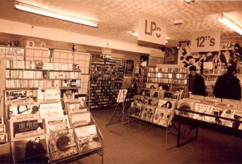 134.E.1 Cavern Records, 1992