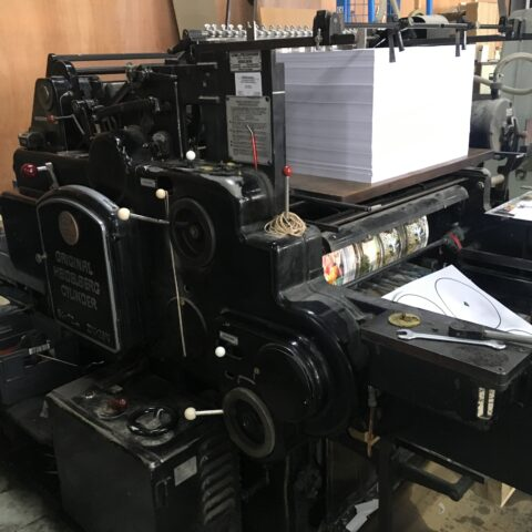 BMT Print Finishers