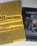 Crate Digging booklet
